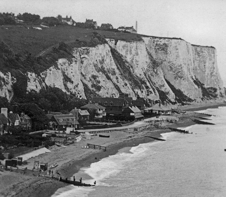 St Margaret's Bay from Ness Point. c1920s