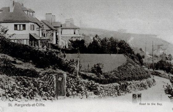 Bay Hill, St Margaret's Bay.  c1900