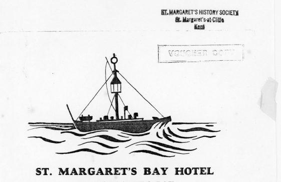 Advertising booklet for St Margaret's Bay Hotel. 1930s