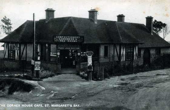Corner House Cafe, Bay Hill. c1937
