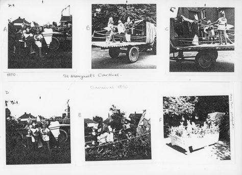 St Margaret's Carnival 1970