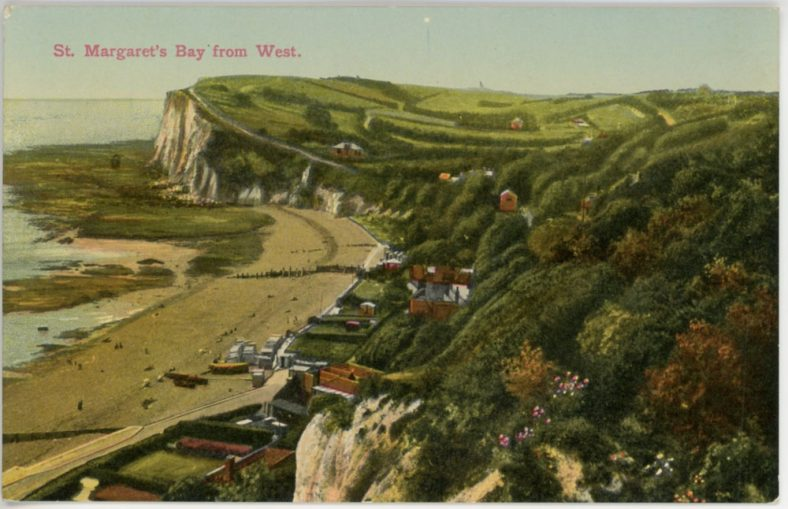 St. Margaret's Bay and surroundings. Pre 1939