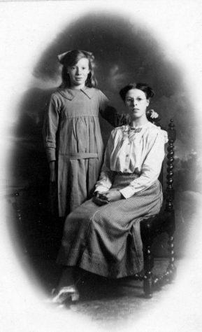 Young Annie Sharpe