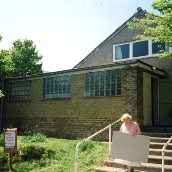 The Old Village Hall.  1998