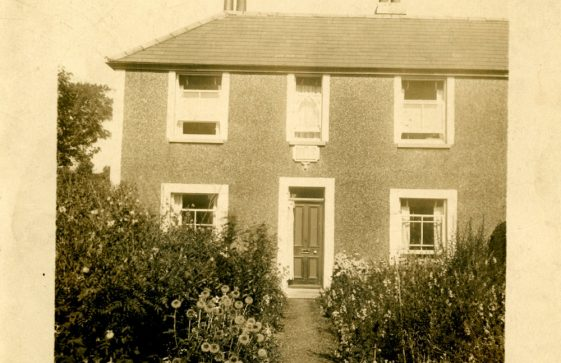 Amy Cottage in Reach Road. c1900