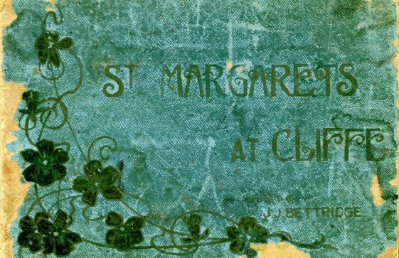 Album of St Margaret's photographs by  JJ Bettridge. c1890