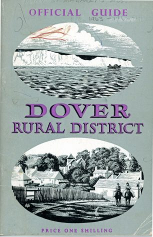 Extracts from Dover Official Guide re St Margaret's. 1960's
