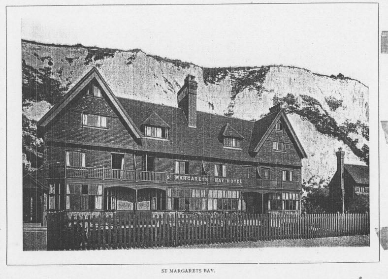St Margaret's Bay Hotel. pre 1936