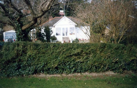 The Sheiling, Foreland Road. 15 February 2005