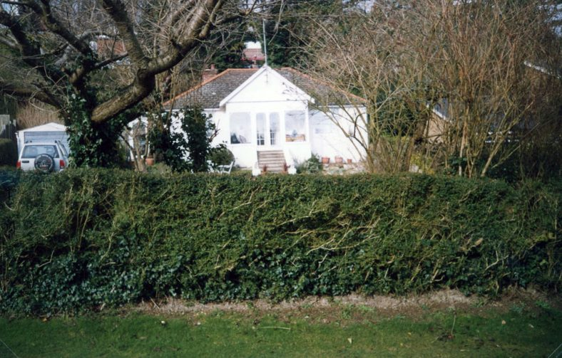 'The Sheiling' in Foreland Road. 15 February 2005