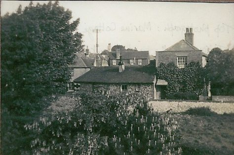 Marine Cottage, Chapel Lane. c1920 - 1930