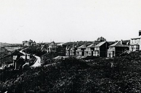 Granville Road and Hotel Road. c1900