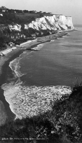 St Margaret's Bay from Ness Point. 1928