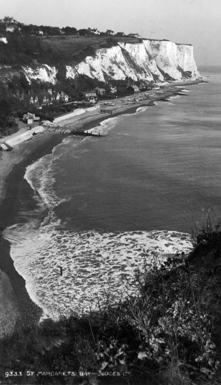 Sr Margaret's Bay from Ness Point. 1928