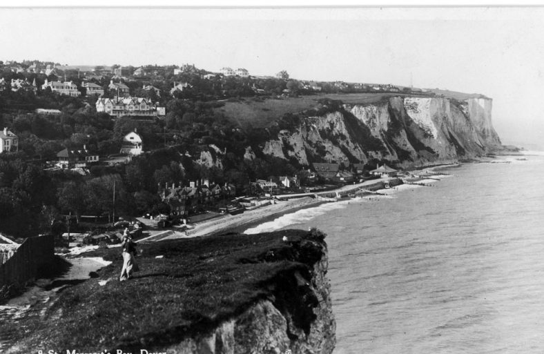 St Margaret's Bay from Ness Point. c1930