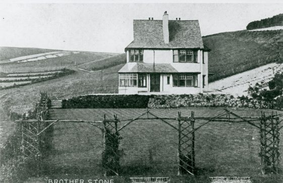 Brotherstone, Foreland Road, built by Walter Emden