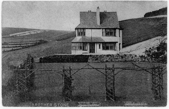 'Brotherstone'  St.Margaret's Bay. c1896