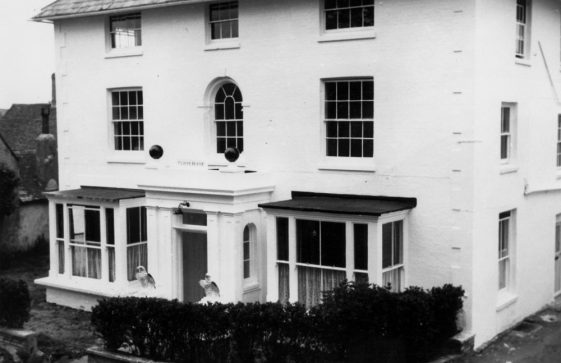 Cliffe House. mid 20th c