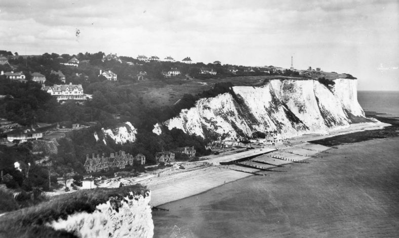 St Margaret's Bay from Ness Point. c1945-6