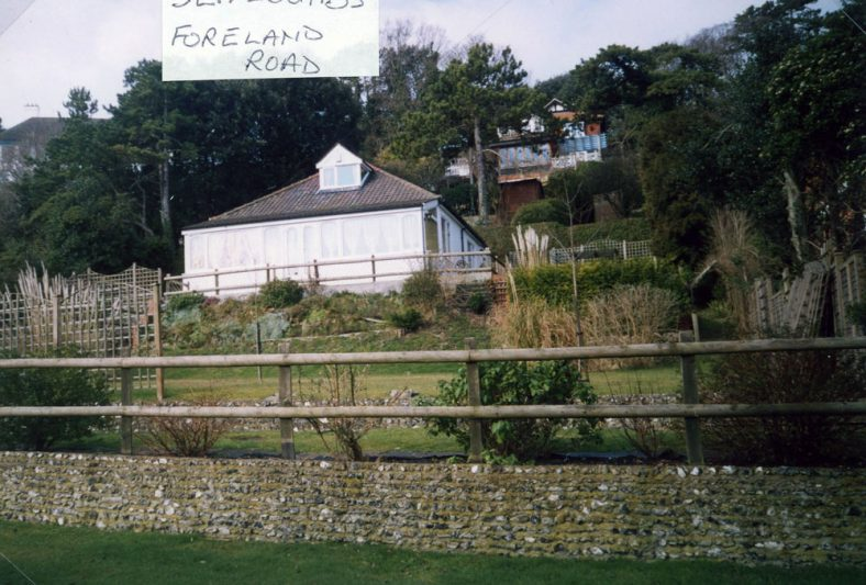 'Sea Sounds' in Foreland Road. 15 February 2005