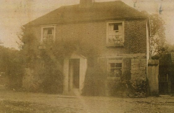 Bockhill Farmhouse. Undated