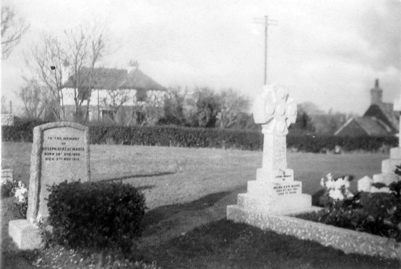 Madge Family Graves