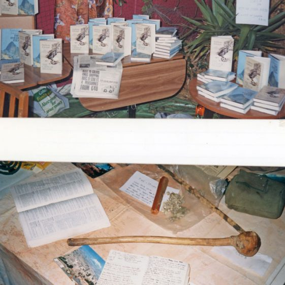 Anthony Aikman's book launch 'The Eye of Itza' at St Margaret's Country Club. 24th October 1986