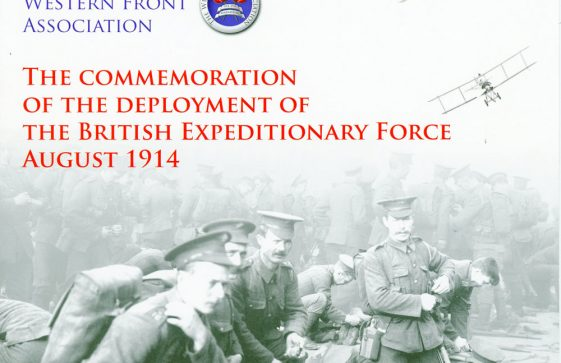Centenary Commemoration of the Deployment of the British Expeditionary Force 1914