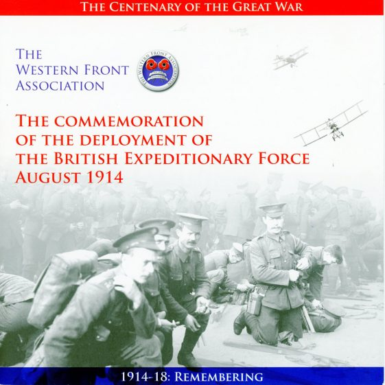 British Expeditionary Force Commemoration Programme 2014