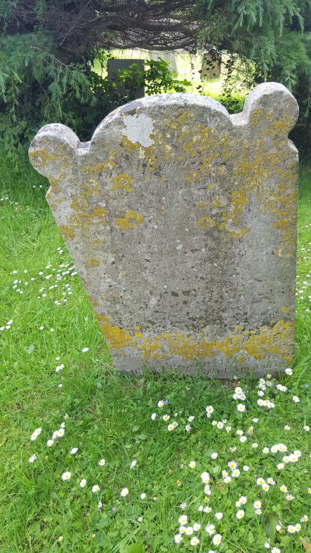 Gravestone of HAMMOND Jane 1791; HAMMOND Jane 1800; HAMMOND Francis 1815; HAMMOND Sarah 1842; HAMMOND Francis 1842 | Dawn Sedgwick