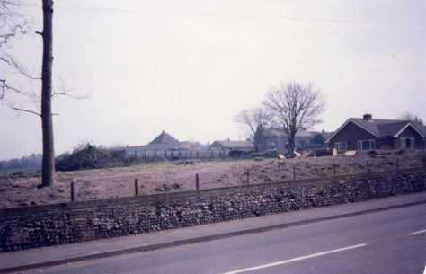Millfield site, Station Road. 1984