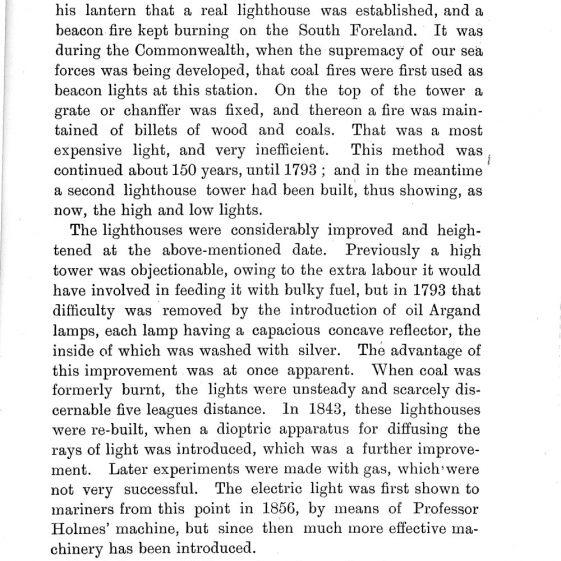 'St Margaret's Visitors Guide' by John Bavington Jones. nd, pages 23 - 31   John Bavington Jones