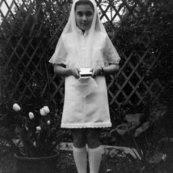 The White family 1963-1970
