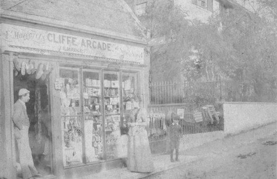 The Cliffe Arcade, High Street