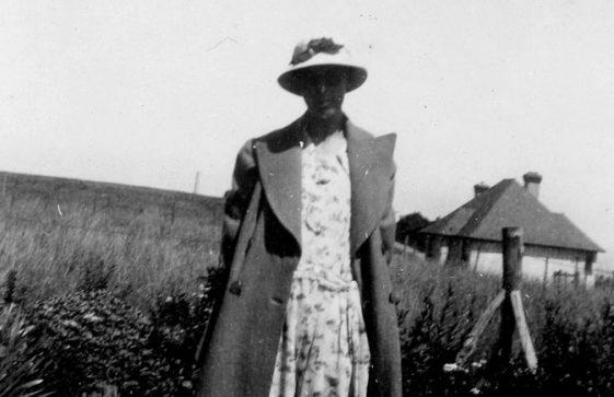 Annie Sharpe. post 1922