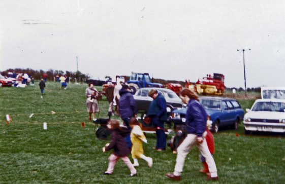 East Valley Farm Open Day, 10 May 1986