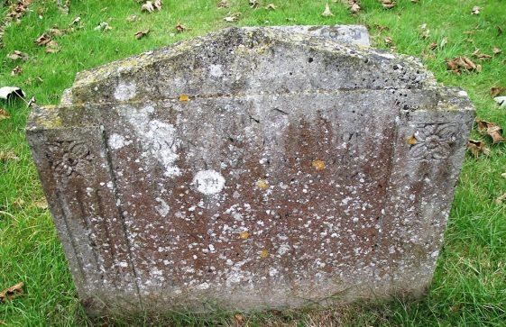 Gravestone of TAYLOR Arthur 1944; TAYLOR Annie Elizabeth 1959