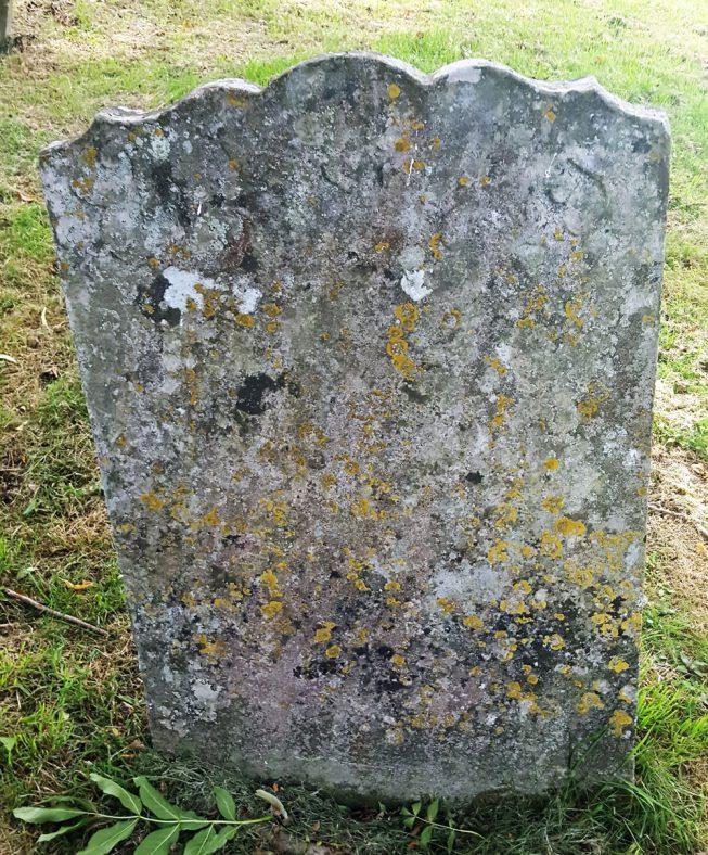 Gravestone of MILLER Mary 1770; MILLER John 1785 | Dawn Sedgwick