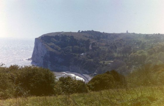 Cliff top views, from Robin Craig's Album