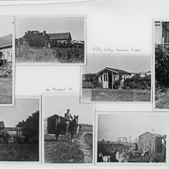 The Paper House or Platte Seline, Upper Freedown 1898 to 1945