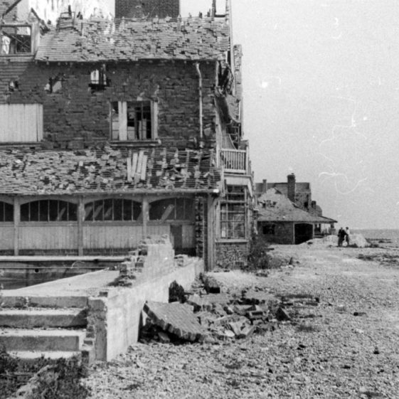 St Margaret's Bay Hotel, St Margaret's Bay. pre and post WW2