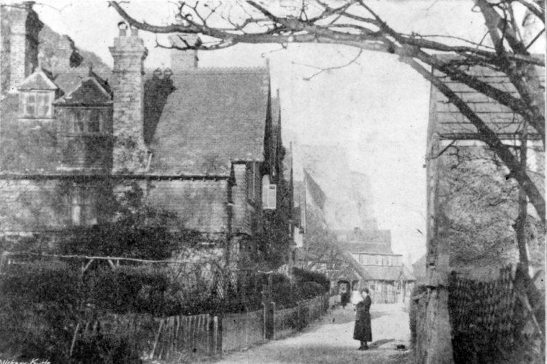 Adcock's Villas, St Margaret's Bay. After 1905