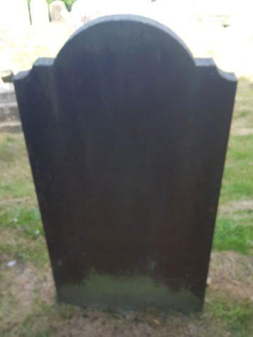 Gravestone of ERRIDGE Mary Ann 1854