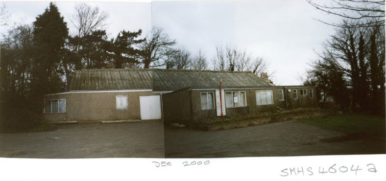 The old Village Hall. 2000