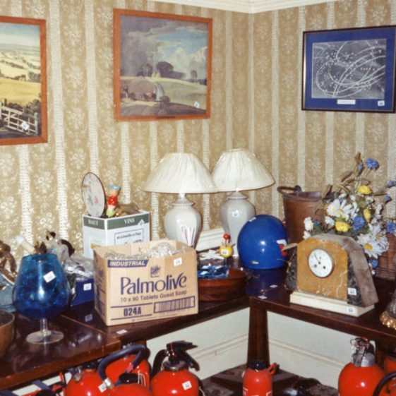 Granville Hotel, Hotel Road: Auction Viewing Day. 1994