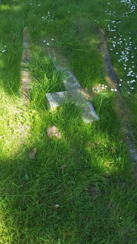 Gravestone of CLARK Eliza Selina 1886 | Dawn Sedgwick