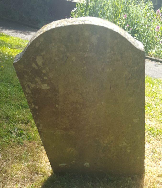 Gravestone of  ARNOLD William 1798 | Dawn Sedgwick