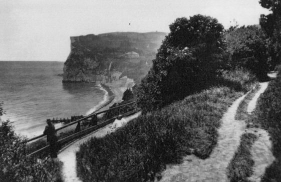 Crow's Nest to Ness Point St Margaret's Bay. c1933