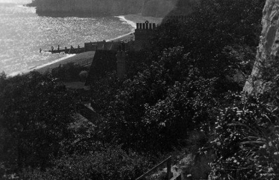 ZigZag Steps above St Margaret's Bay. 1926