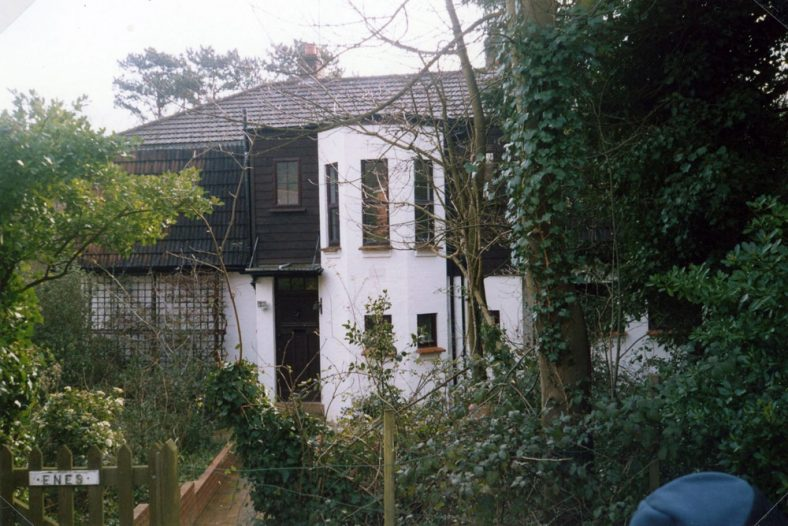 'Enes' in Foreland Road. 15 February 2005